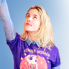 Emily Bett Rickards picha called EBR ikoni