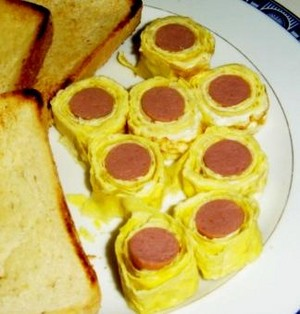 Egg n Hotdog