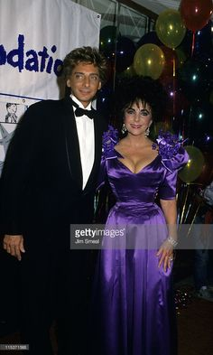 Elizabeth And Barry Manilow