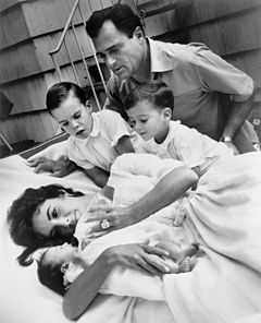 Elizabeth And Her Family 1957