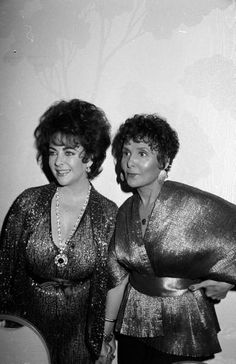 Elizabeth And Lena Horne
