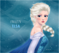 Elsa - elsa-and-anna fan art