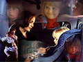 Emily Sim & Dana Scully - the-x-files fan art