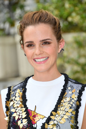 Emma Watson at the Paris 'The Circle' photocall