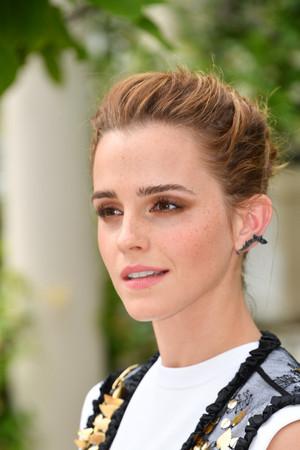 Emma Watson at the Paris 'The Circle' photocall