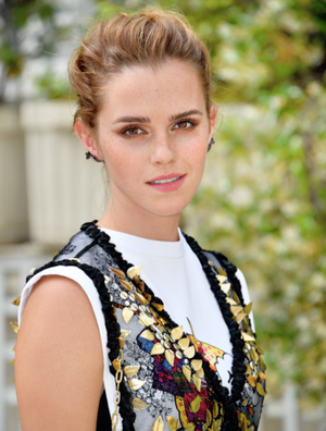 "Emma at Paris photocall for ""The Circle"""