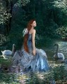Enchanted - daydreaming photo