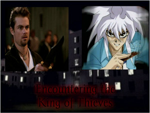Encountering the King of Thieves