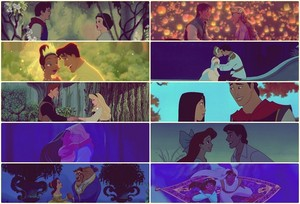 Epic Disney Romances