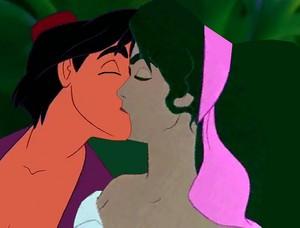 Esmeralda/Aladdin