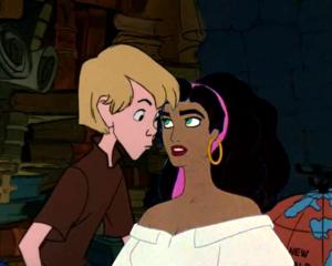 Esmeralda Belong To Wart