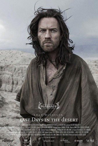Ewan McGregor karatasi la kupamba ukuta called Ewan McGregor- Last Days in the Desert 2015