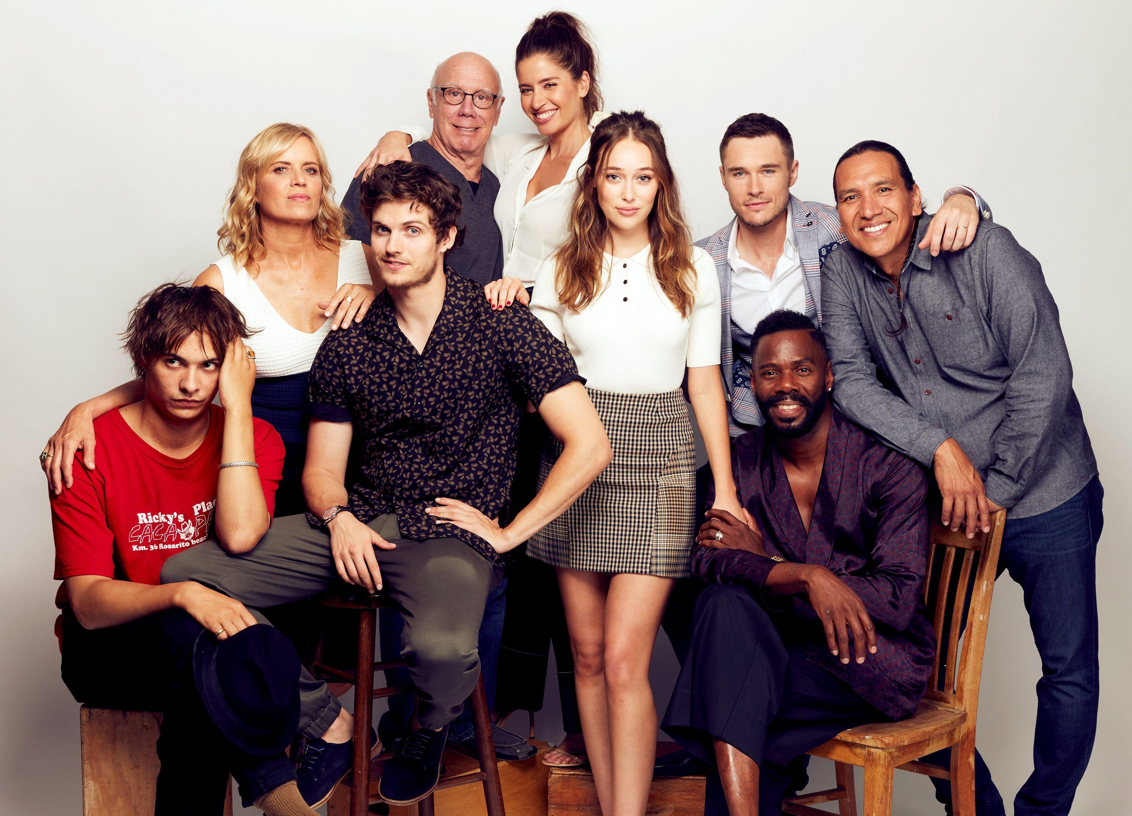 Blogs - Fear the Walking Dead - Fear the Walking Dead Cast