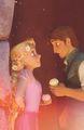 Flynn & Rapunzel  - disney fan art