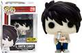 Funko Pop! L (eating cake)   - death-note photo