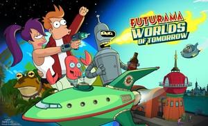 फ्यू चरामा - Worlds of Tomorrow