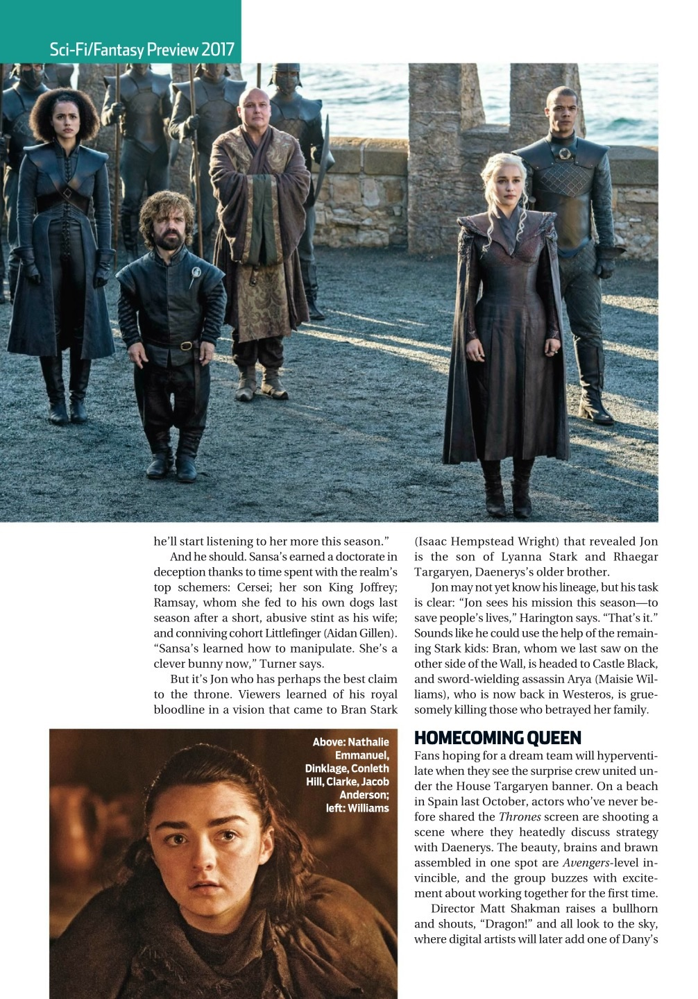 Game of Thrones - Season 7 - TV Guide