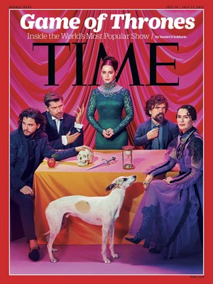 Game of Thrones - TIME Cover