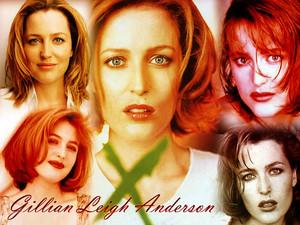 Gillian Anderson Haven Challenge