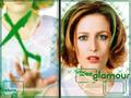 Gillian Glamor - gillian-anderson fan art