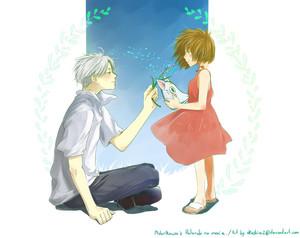 gin and Hotaru