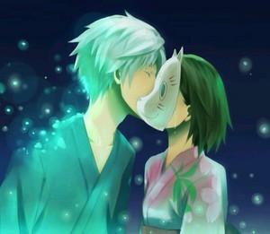 진 and Hotaru