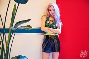 Girls' Generation 'Holiday Night' Teaser Image - HYOYEON