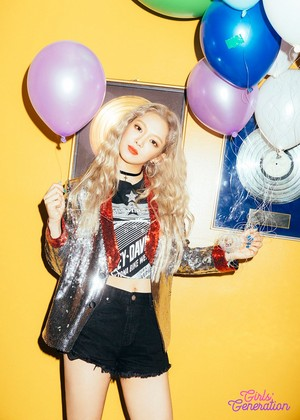 Girls' Generation 'Holiday Night' Teaser Image - HYOYEON