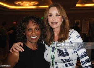 Gloria Hendry And Tanya Roberts