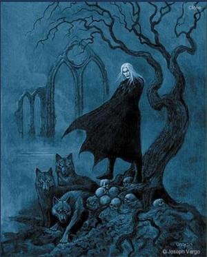 gothic Art oleh Joseph Vargo