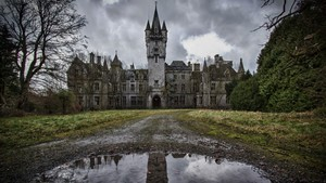 Gothic kasteel