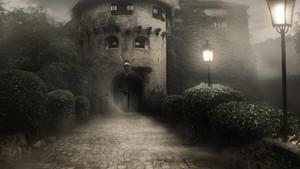 gothic kastil, castle