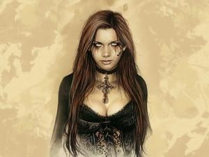고딕 girl