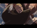 Hannes' last act of courage!  - shingeki-no-kyojin-attack-on-titan photo
