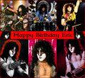 Happy Birthday Eric - eric-carr photo
