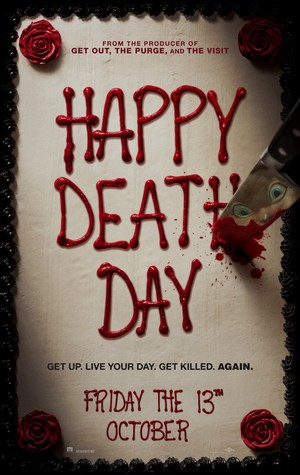 Happy Death দিন Poster (2017)