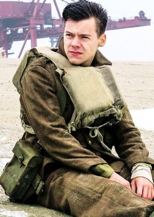 Harry in Dunkirk