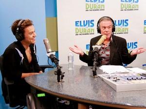Harry on the Elvis Duran ipakita