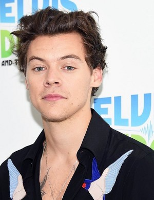 Harry on the Elvis Duran mostrar