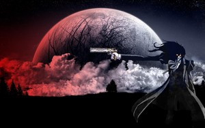 Hellsing gothic anime 1680x1050