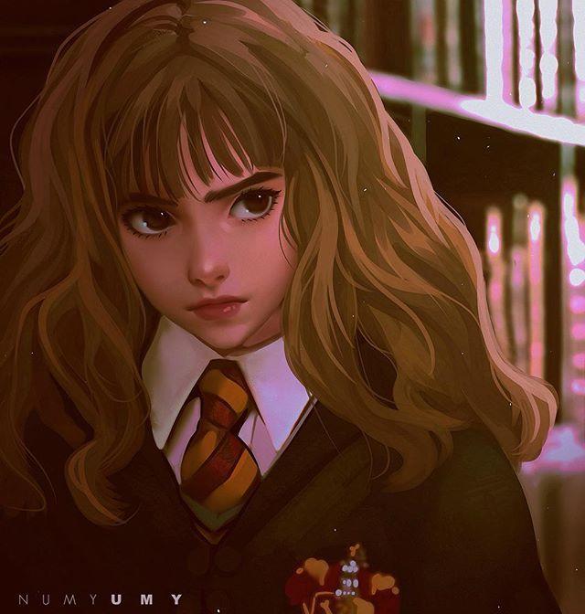Fan Art - Hermione Granger Photo (26086544) - Fanpop