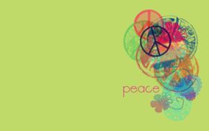 Hippie achtergrond 2