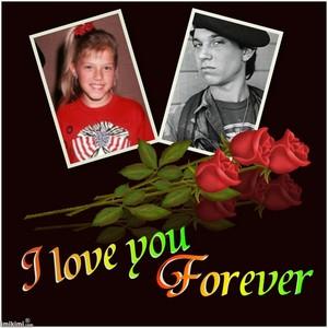 I cinta anda Forever