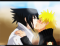 I waited for you all this time - sasunaru fan art