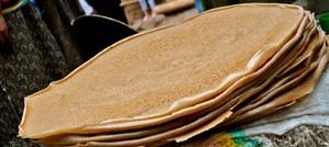 Injera Pancake