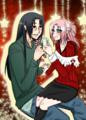 Itasaku Christmas 2  - itasaku fan art