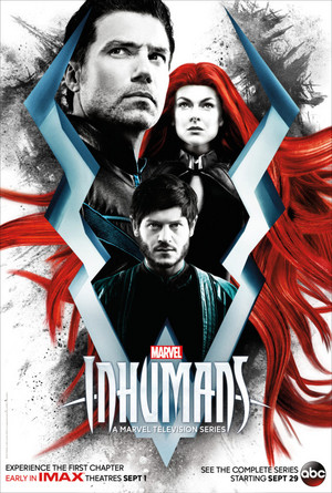 Iwan Rheon as Maximus in Marvel's The Inhumans