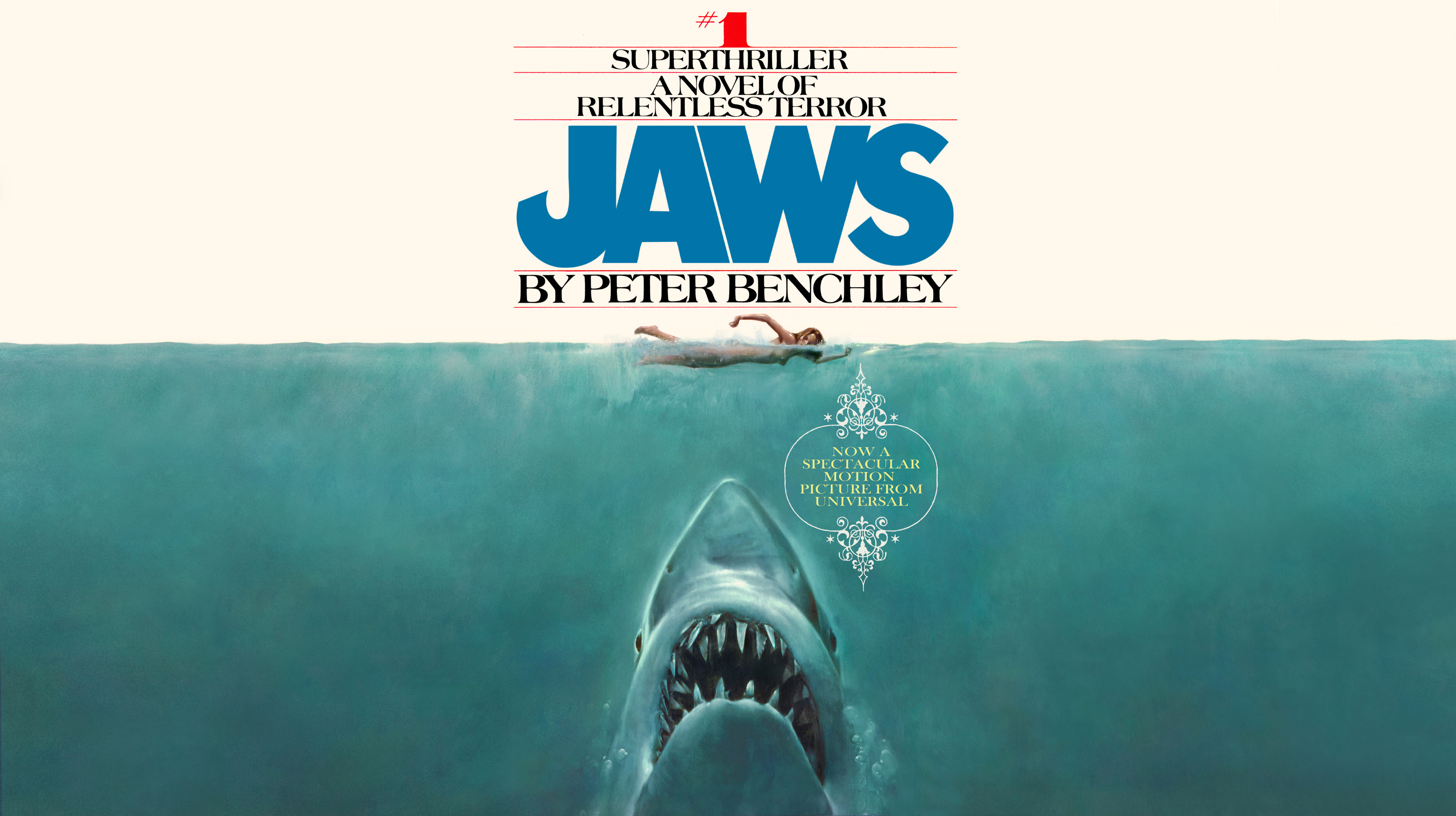 an analysis of the novel jaws written by peter benchley This peter benchley bibliography includes all books by peter benchley, including collections, editorial contributions, and more any type of book or journal citing peter benchley as a writer should appear on this list the full bibliography of the author peter benchley below includes book jacket images whenever possible.