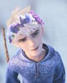 Jack Frost Flower Crown  - jack-frost-rise-of-the-guardians fan art