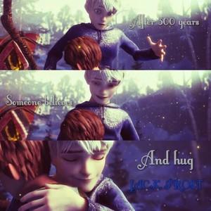 Jack & Jamie Hug